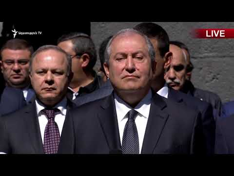 Ուղիղ միացում Ծիծեռնակաբերդից․ 24.04.2018` 10:30-14:30 - DomaVideo.Ru
