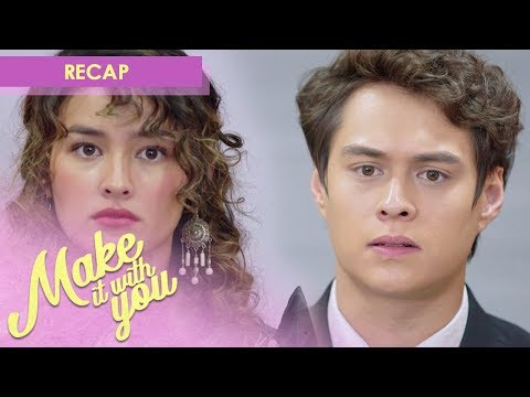Gabo rejects Billy's first proposal for Tinapay Corner | Make It With You Recap (With Eng Subs)