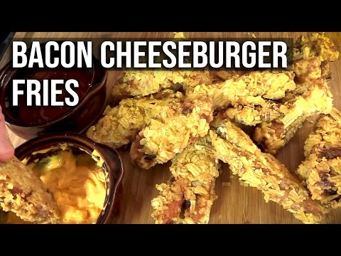How To Make Bacon Cheeseburger Fries