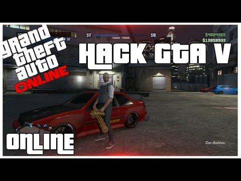 GTA 5 ONLINE MOD MENU 1.15 PS3 (видео)