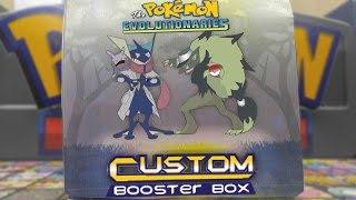 OUR VERY OWN BOOSTER BOX OF POKEMON CARDS?? by The Pokémon Evolutionaries