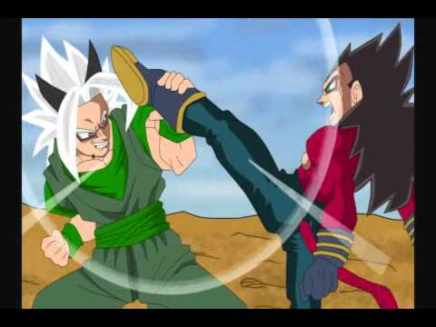 DRAGON BALL AF - Capitulo 1 ANIMADO