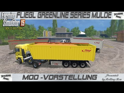 Fliegl GreenLine Series dump v1.0