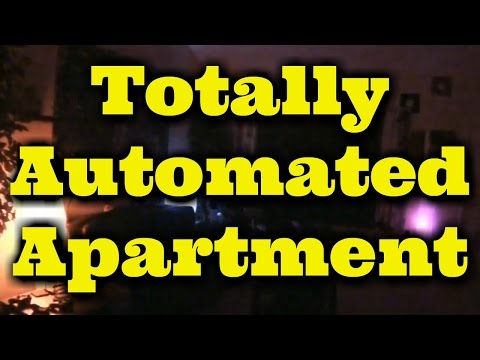 automation - I think im the only one crazy enough to install a home automation system like this in an apartment. I did it to see just how much I could do. I am lucky that...