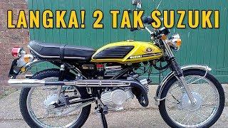 Download Video LANGKA & UNIK ! SUZUKI STINGER T125 | OTOFREAK REVIEW MP3 3GP MP4