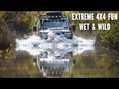 Download Extreme 4x4 Fun Wet and Wild Off-road HD Mp4 3GP Video and MP3