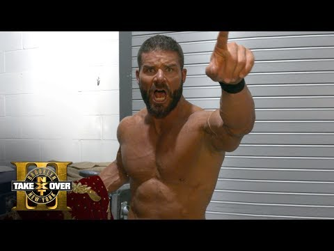 Bobby Roode comes unhinged after losing the NXT Title: Aug. 19, 2017