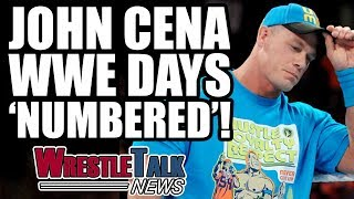 John Cena says WWE days are numbered, WWE Battleground 2017 ticket sales are low and more in this WrestleTalk News July 2017...Subscribe to WrestleTalk for daily WWE and wrestling news! https://goo.gl/WfYA12Support WrestleTalk on Patreon here! http://goo.gl/2yuJpoJim Cornette compares Kenny Omega to Adolf Hitler - https://twitter.com/thejimcornette/status/888089909441032192The Young Bucks respond to Jim Cornette's Kenny Omega tweet - https://twitter.com/MattJackson13/status/888073976232124416Jimmy Havoc responds to Jim Cornette's Kenny Omega tweet - https://twitter.com/JimmyHavoc/status/888143274468413440Kenny Omega responds to Jim Cornette on Twitter - https://twitter.com/KennyOmegamanX/status/888070673536393216John Cena talks WWE 'free agent' status on Raw & Smackdown, and days are numbered, via Complex - http://uk.complex.com/sports/2017/07/john-cena-tapout-body-spray-interviewWWE Battleground 2017 ticket sales low, via Wrestling Observer Newsletter - http://members.f4wonline.com/wrestling-observer-newsletter/july-24-2017-wrestling-observer-newsletter-brock-lesnar-returning-ufcSubscribe to the WrestleTalk Podcast Network on iTunes: https://goo.gl/783yg4Catch us on Facebook at: http://www.facebook.com/WrestleTalkTVFollow us on Twitter at: http://www.twitter.com/WrestleTalk_TV