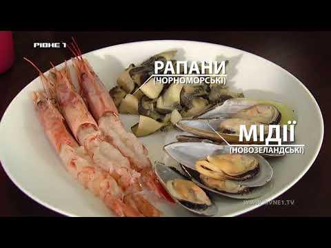 Кулінарний майстер-клас: готуємо разом салат з морепродуктами та шоколадний фондан. Випуск 4 [ВІДЕО]