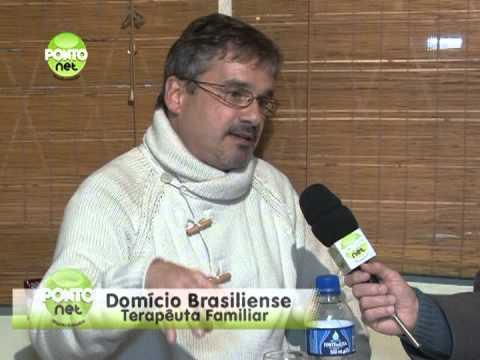 Ricardo Orlandini entrevista Domício Brasiliense