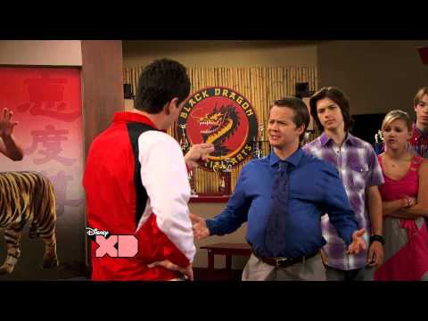 """""""Kickin' It On Our Own -- Part 1 and 2"""" Clip 3 - 2x20"""
