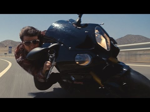 Mission: Impossible Rogue Nation (TV Spot 'Motorcycle')