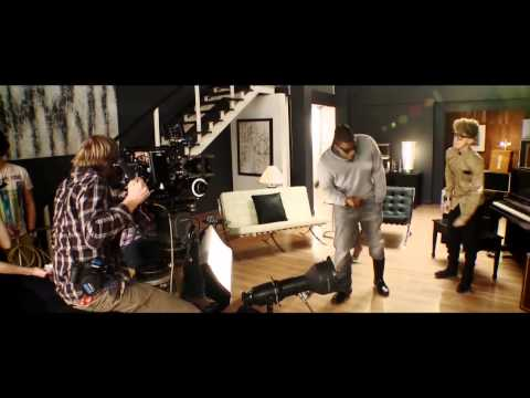 Estelle x David Banner x Daley    Making Of The New Benz Song | Behind The Scene Video
