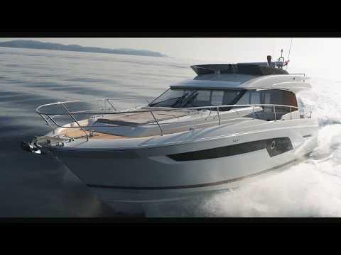 Prestige 520 Flybridgevideo