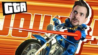 JOUSTING WITH MOTORBIKES | GTA 5