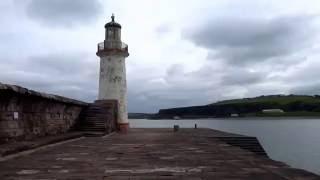 Whitehaven United Kingdom  city images : The UK Today - Walking Along Whitehaven,Cumbria Harbour & Lighthouse..June 2016
