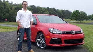 Volkswagen Golf R 2012 Test Drive&Car Review With Ross Rapoport By RoadflyTV