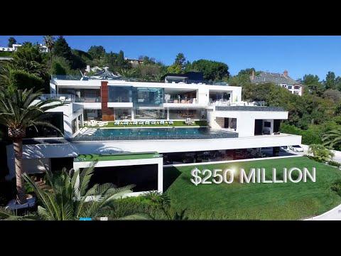 Najdroższa willa w USA, jej wartość to 1 miliard złotych! Szczena opada!