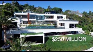 Dom Twoich marzeń! Zobacz jak wygląda najbardziej luksusowa willa świata za 250 milionów dolarów!