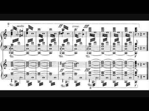 Alexander Scriabin - The Poem of Ecstasy {Le Poème de l'extase}