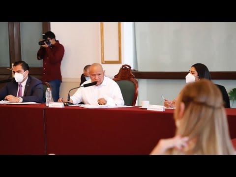 Cabildo H. Ayuntamiento de Tlalnepantla de Baz 09 marzo 2021