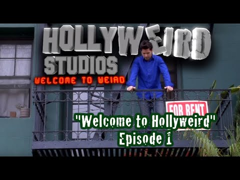 "Hollyweird Studios: Ep. 1 ""Welcome to Hollyweird"""