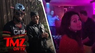 We got rappers Yukmouth and Numskull out in the Bay Tuesday, where they gave us their take on Wills bustin' out some '90s moves to