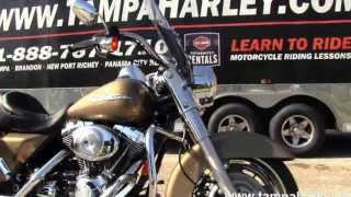 10. Used 2005 Harley-Davidson Road King Custom Motorcycles for sale Mesa Chicago Cleveland