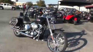 1. 099088 - 2007 Harley Davidson Softail Standard FXST - Used Motorcycle For Sale