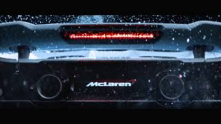McLaren 675LT Teaser Video - Engine Sound