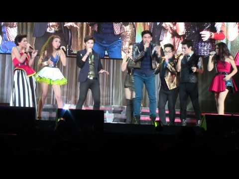 The star สายเสียง :10 years of love the star in concert  27/06/2014 (видео)