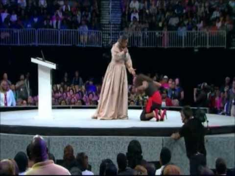 Dr. Cindy Trimm Changing Rahab's Trajectory WTAL 2012