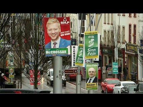 Βόρεια Ιρλανδία: Κάλπες εν μέσω έντονου διχασμού
