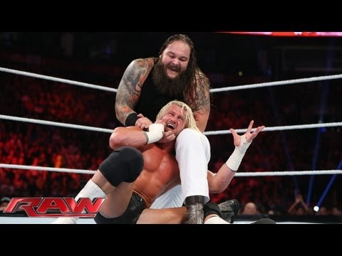 Wyatt - Dolph Ziggler steps inside the ring with Bray Wyatt. Subscribe Now - http://www.youtube.com/user/wwe?sub_confirmation=1.