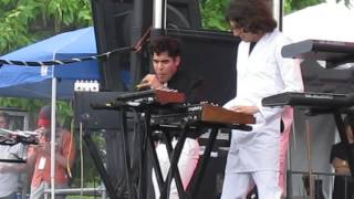 Neon Indian - The Glitzy Hive - Pitchfork 2016 Chicago