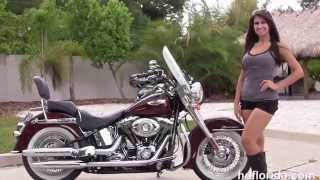 6. Used 2011 Harley Davidson Softail Deluxe Motorcycles for sale