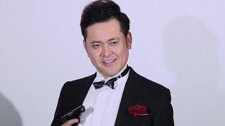 有田哲平(くりぃむしちゅー)/映画『007 スペクター』公式アンバサダー就任イベント