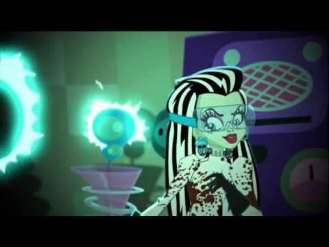 Monster High Ďábelská kuchyně