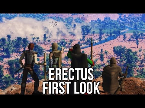 Erectus (Free MMORTS): Watcha Playin'? Gameplay First Look