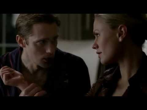 True blood 4x12 Sookie decides about Eric and Bill