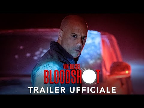 Preview Trailer Bloodshot, trailer ufficiale italiano