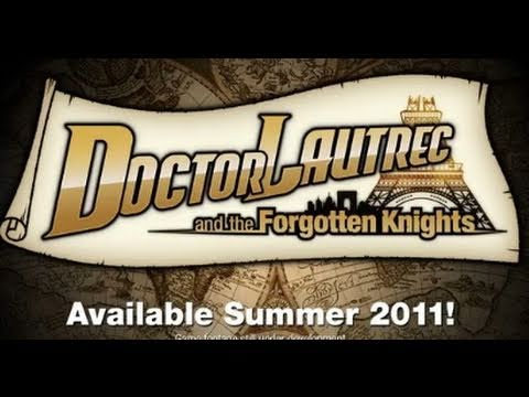 preview-Doctor-Lautrec-and-the-Forgotten-Knights---3DS-Trailer-(IGN)