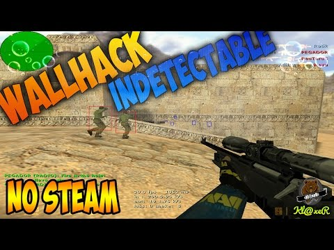 Video Counter Strike 1.6 ™! WallHack || Indetectable ||  2017 ★ No Steam & Steam ★ (NEW WALLAHCK)  ! download in MP3, 3GP, MP4, WEBM, AVI, FLV January 2017