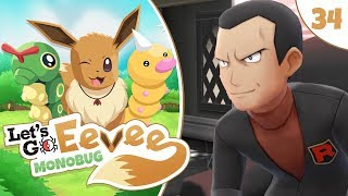 Pokémon Let's Go Eevee MonoBUG Let's Play! - Episode #34 - VIRIDIAN GYM w/ aDrive by aDrive