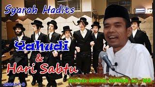 Video Yahudi dan Hari Sabtu ; Ustadz Abdul Somad Lc , MA. MP3, 3GP, MP4, WEBM, AVI, FLV Desember 2017