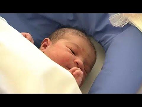 Κύμα μίσους κατά του πρώτου μωρού του 2018
