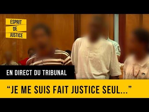 """""""C'est du pipeau tout ça..."""" - En direct du tribunal Fort de France - Dossier les gars de la cité"""