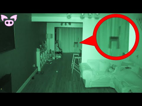 These Scary Ghost Videos Are Leaving Viewers Petrified