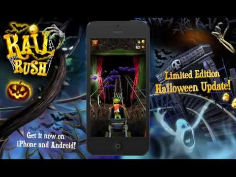 Rail Rush Halloween special Thumbnail