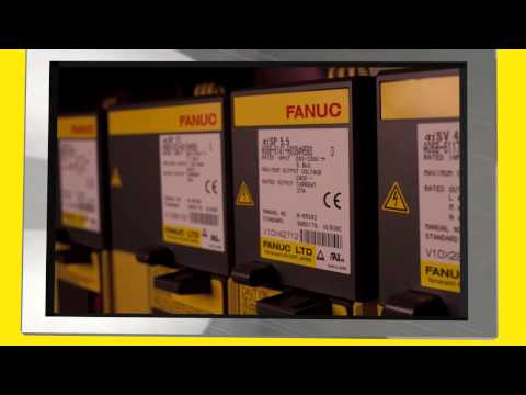 FANUC America CNCs & Drives in Action